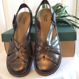 Bronze Clarks's Bendable sz 10M Box included